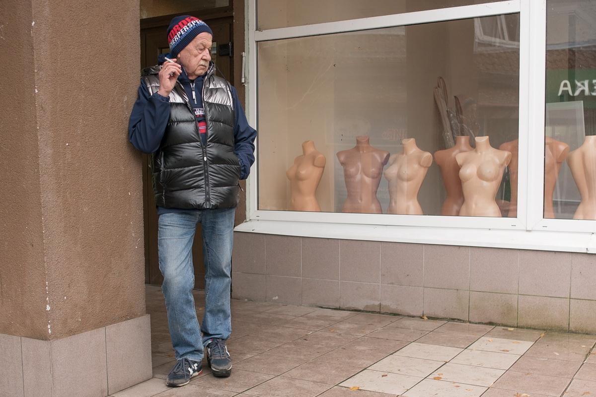 Про город и людей. Дамир Файзулин. 33 года, тренер-преподаватель по смешанным единоборствам, г. Псков. Снимает полгода
