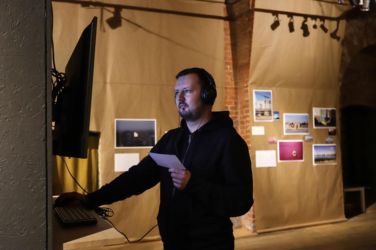 Выставка «Открытая мастерская знания» 2020 г.