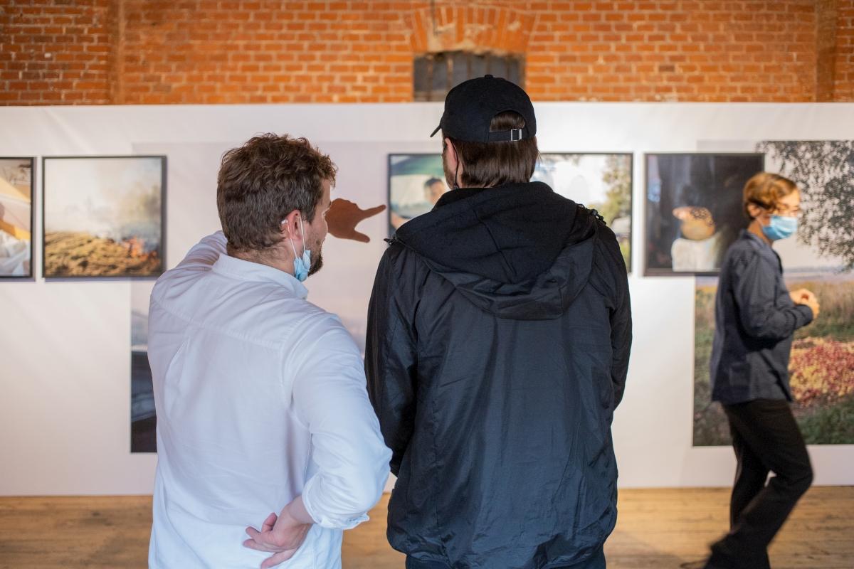 «ФотON»: открылись первые три выставки фестиваля