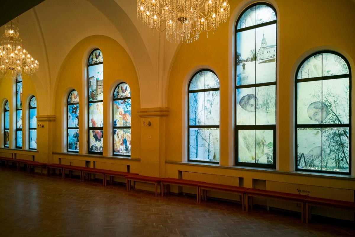 Выставка Юлии Бориссовой «Димитрий»