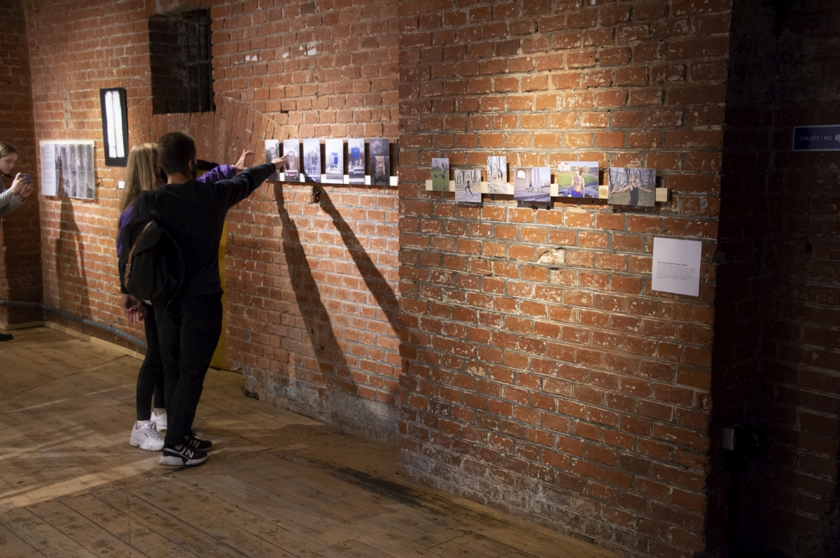 «ФотON»: в «Воротах» открылась конкурсная выставка