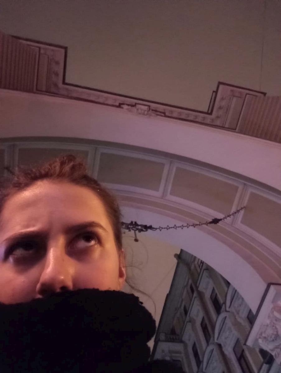 Вероника Давыдова, 21 год, Санкт-Петербург, курьер