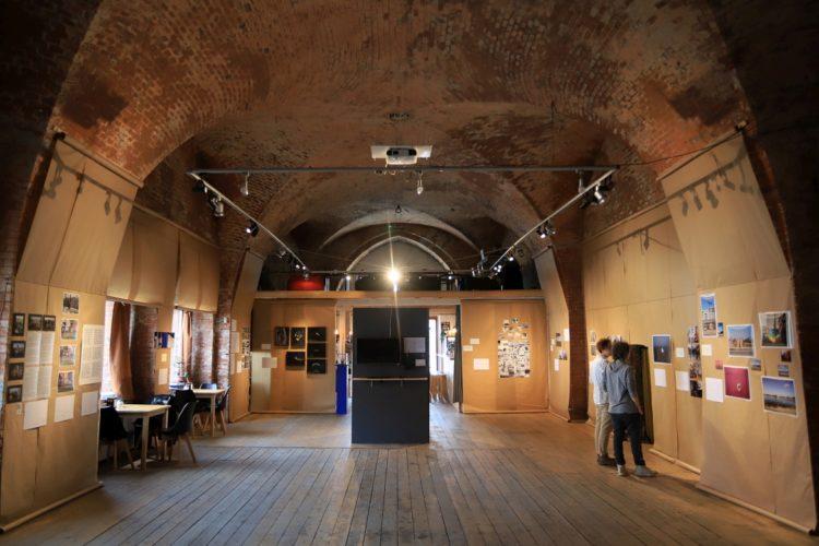 Выставка «Открытая мастерская знания», арт-пространство «Ворота», март 2020 г.