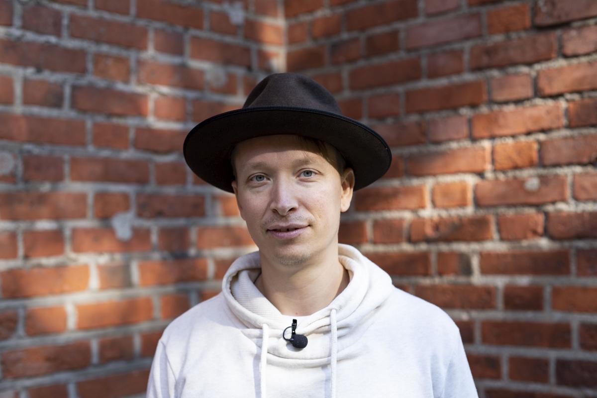 """Глеб Шулишов, 40 лет, режиссёр презентаций, коуч, автор документального проекта """"Лица Калининграда"""""""