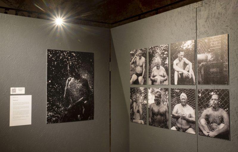 «Ледяной душ» (серия фотографий) Виктория Багуцкая, Калининград