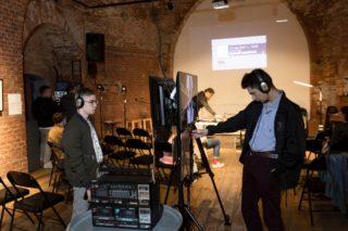 Репортаж с первой лаборатории в рамках выставки «X-change Берлин – Kaliningrad»